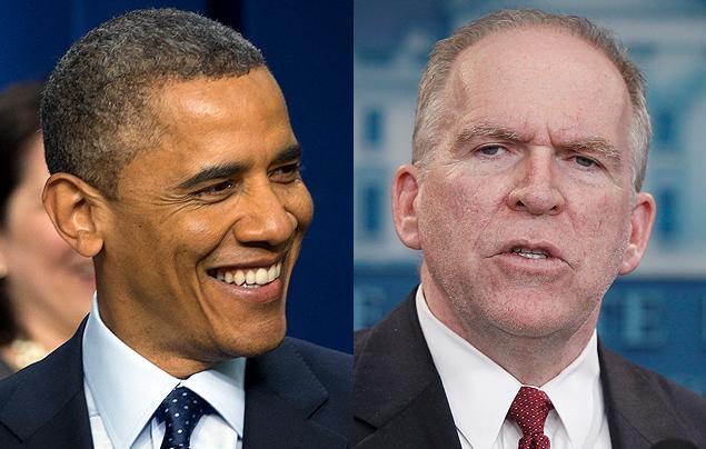 Obama names John Brennan to Lead CIA