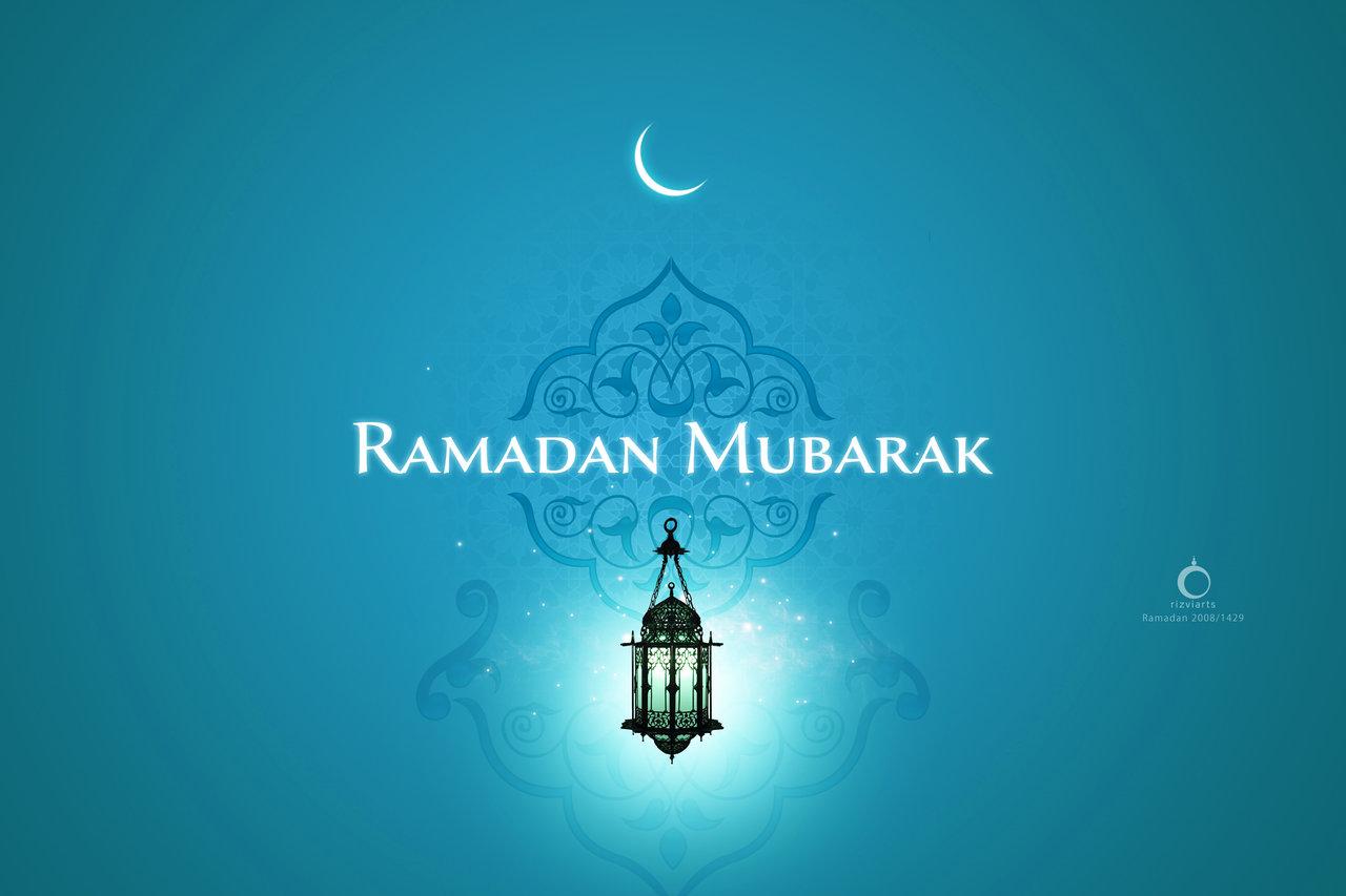 Ramadaan Mubarak