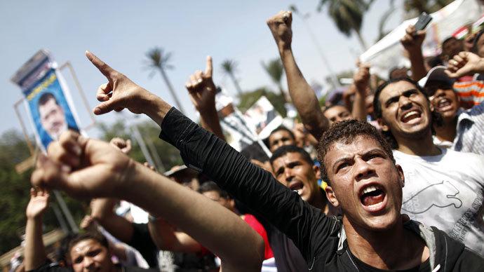 Coup De'tat in Egypt