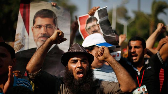 Propaganda war on Muslim Brotherhood