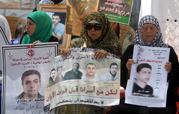 "Lawyer: Israeli soldiers ""savagely beat"" hunger striking Jordanian prisone"