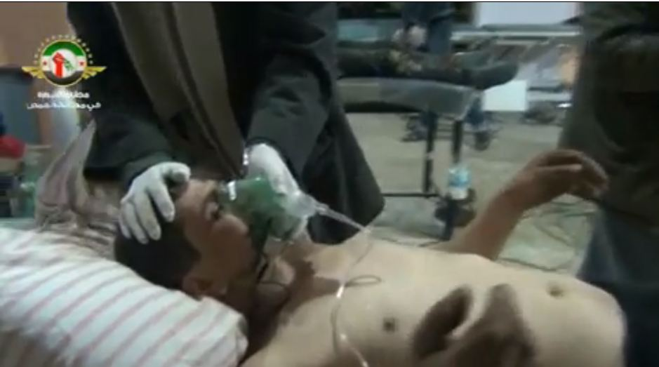 Syria chemical warfare claims aim to provoke Western intervention