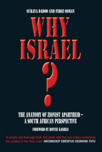 Why Israel Reviewed by Sakeena Suliman for Channel Islam