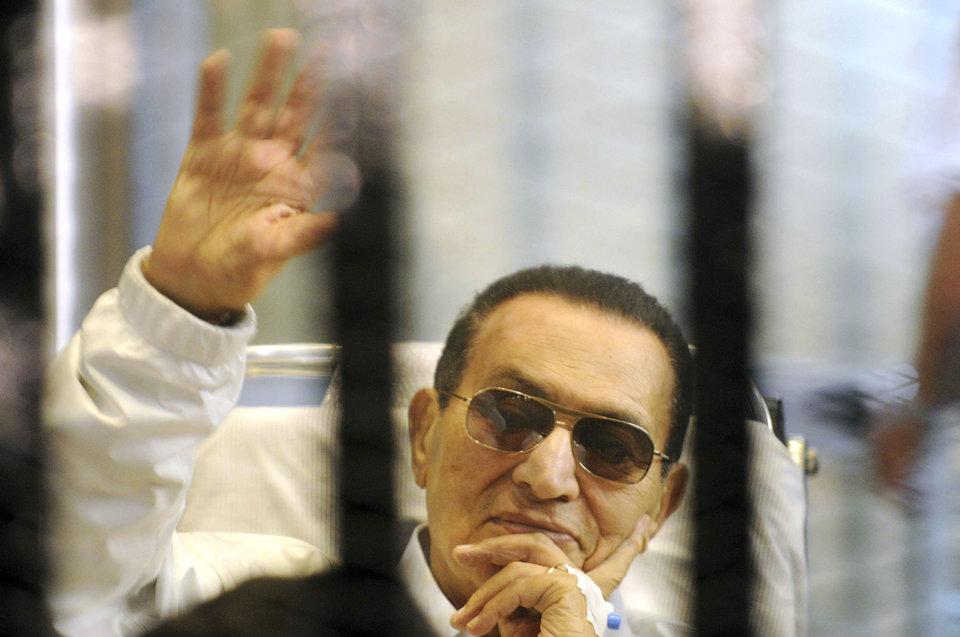 Egyptian military junta moves to free Mubarak