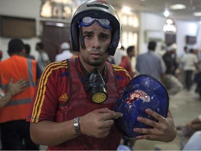 On Egypt's Class-Struggle: Rabias of the World Unite
