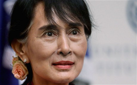 How can Aung San Suu Kyi – a Nobel Peace Prize winner – fail to condemn anti-Muslim violence?