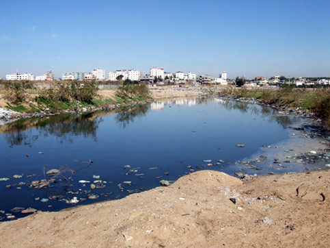 90 percent of Gaza's water unfit for drinking, says Falk