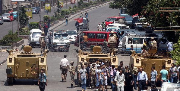 Putting Egypt's Coup on Trial