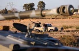 Washington's puppet regime in Libya teeters on the brink