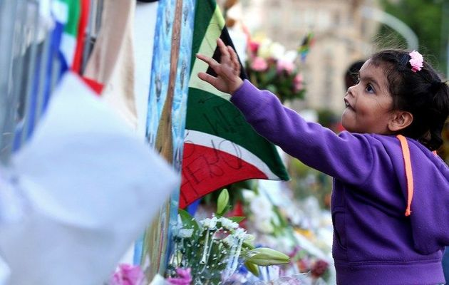 Moulana Ebrahim Bham prayer and speech at Mandela Memorial