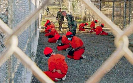 Guantanamo Bay vs. Internment Camps