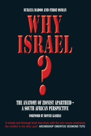 Why Israel Reviewed by Zafar Bangash for Crescent International