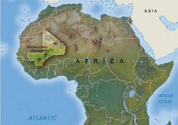 "Imperialism plans ""decades of war"" in Africa"