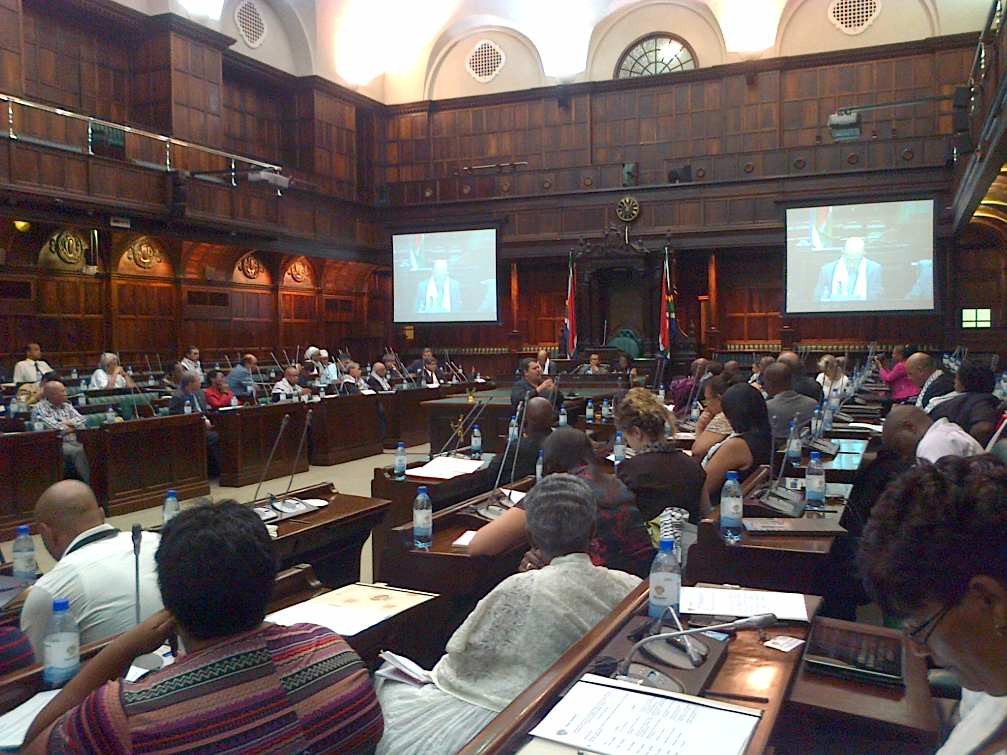 BDS, 'Lawfare' big winners at South African Parliamentary Conference