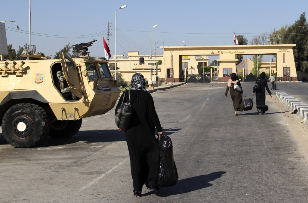 Appeal to Open Rafah Crossing