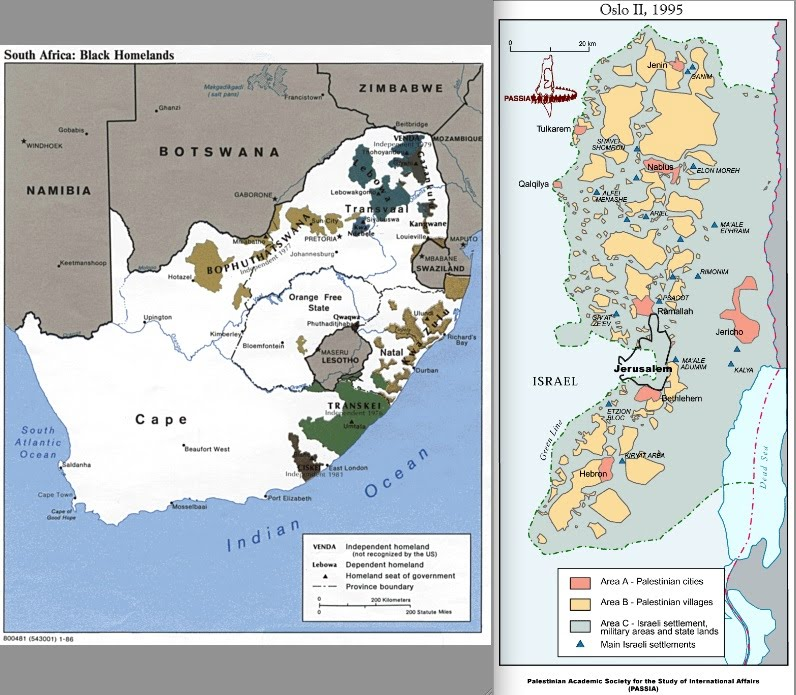 Apartheid to ensure Afrikaner and Jewish survival