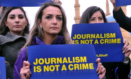 Chaining the Press – Al Jazeera Three and the Systemic Violation of Truth
