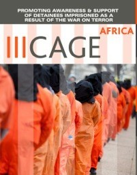 PRESS RELEASE: LAUNCH OF CAGE AFRICA