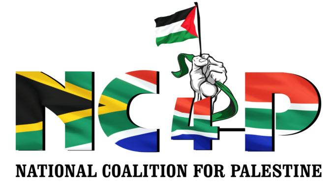 NC4P MEDIA RELEASE: South Africa's Biggest March Ever – In Solidarity with Palestine