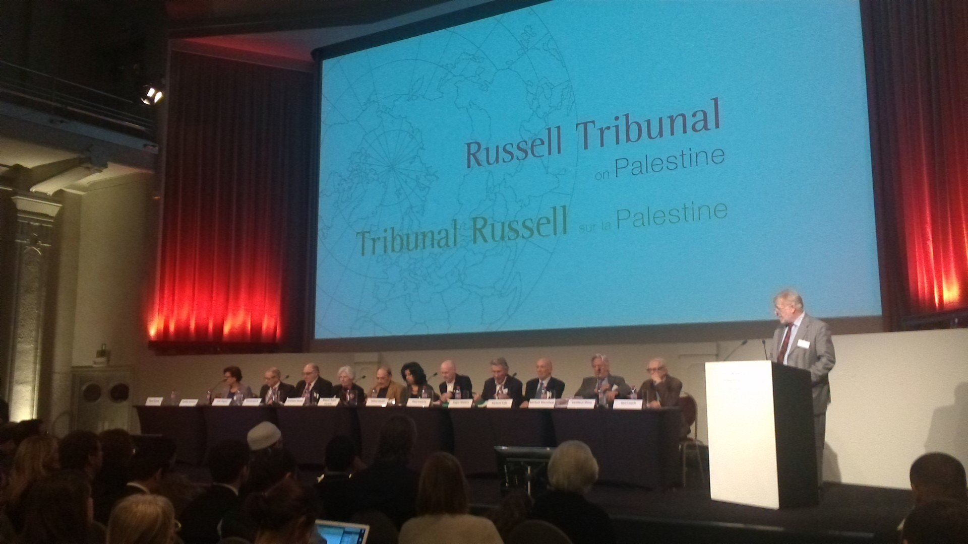 Russell Tribunal finds evidence of incitement to genocide, crimes against humanity in Gaza