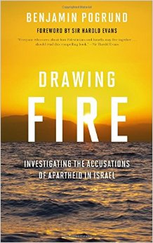 BOOK REVIEW: DRAWING FIRE by Benjamin Pogrund