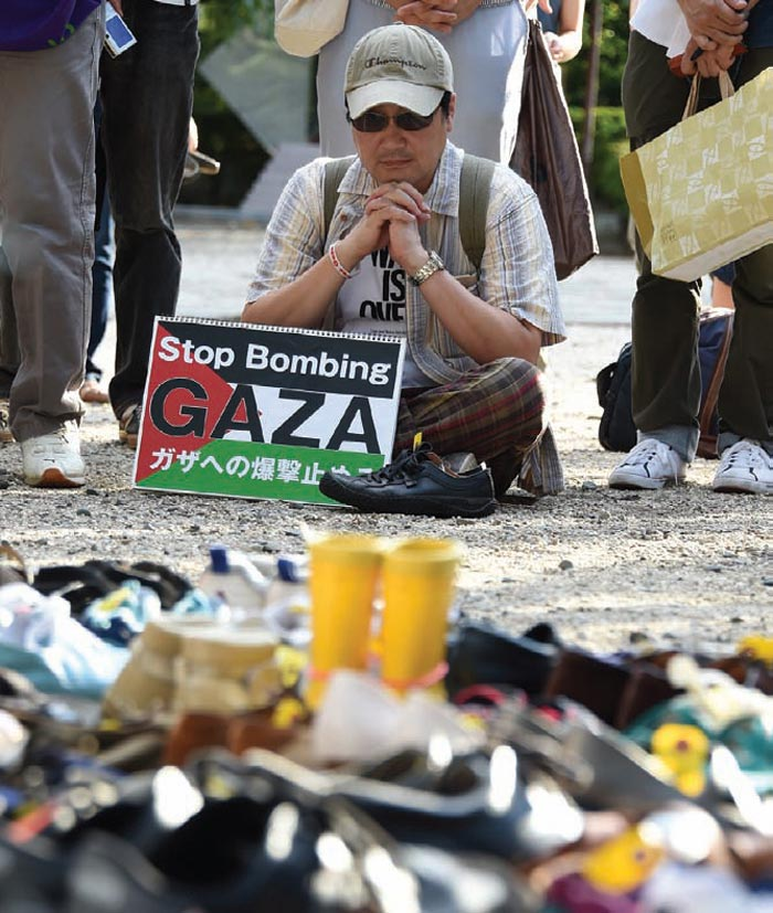 Global Solidarity With Palestinians: From Psychological Support to Political Change