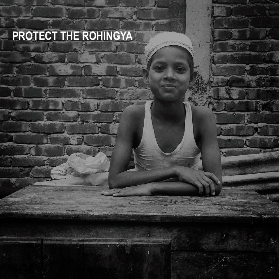 Protect the Rohingya