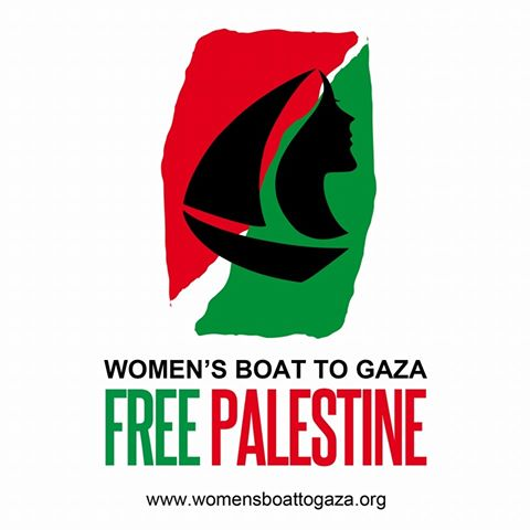 Israel Threatens To Intercept The Women's Boat To Gaza