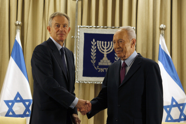 The brothers who funded Blair, Israeli settlements and Islamophobia