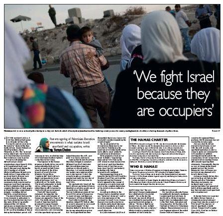 Demonising Hamas will not bring peace