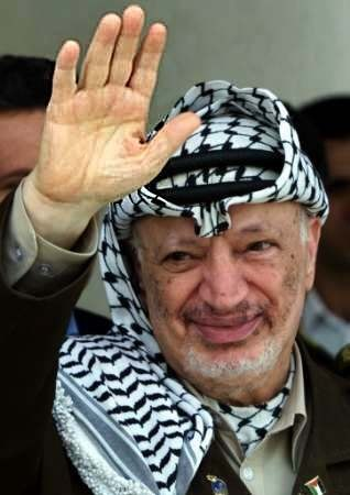 Mourning the Father: When Arafat arrived to Cairo