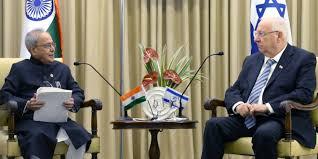 Israel, India and Eggshells