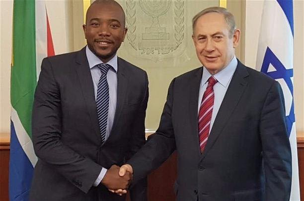 DA's stance on Israel legitimises atrocities