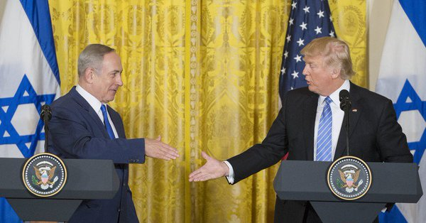 Trump's One-State Remark not Music for Netanyahu – But Land Theft Intensifies Nevertheless…