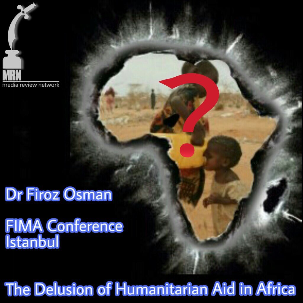 PRESS RELEASE: Delusion of Humanitarian Aid in Africa