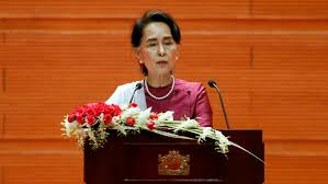 Aung San Suu Kyi Speech on Rohingya Crisis a Damp Squib