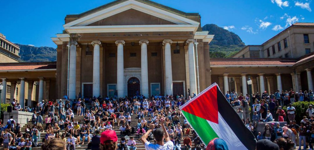UCT Boycott of Israeli Institutions Not anti-Semitic