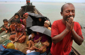 Rohingya: Don't Allow Ethnic Cleansing Criminals To Succeed
