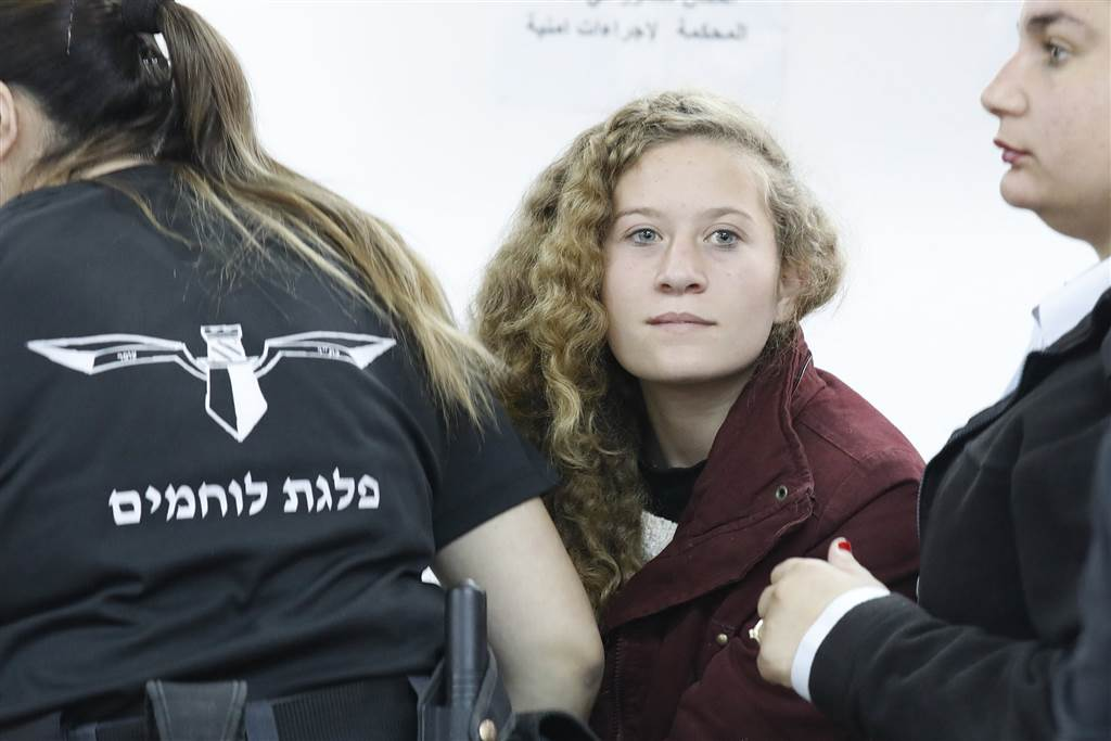 Occupied Childhood: Ahed Tamimi Pens a Heartfelt Letter About Life in and After Prison