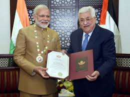 """Modi's """"De-hyphenated"""" Policy on Palestine At Odds With India's Freedom Struggle Against British Colonialism"""