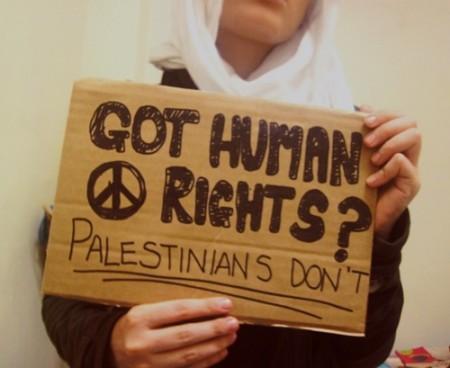 Palestyne het die reg op verset teen Israel