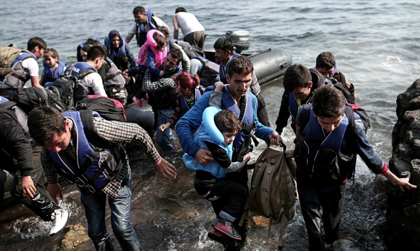 The Refugee crisis: A product of Western Leaders Fueling Anarchy and Fear in the Middle East