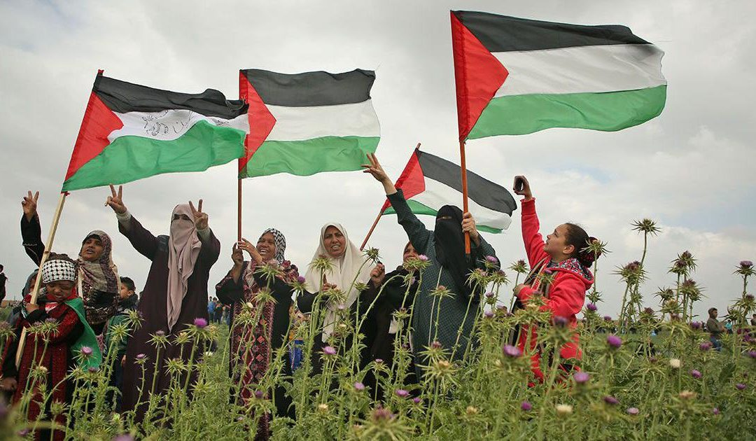 Palestinian Resistance is Justified Defense