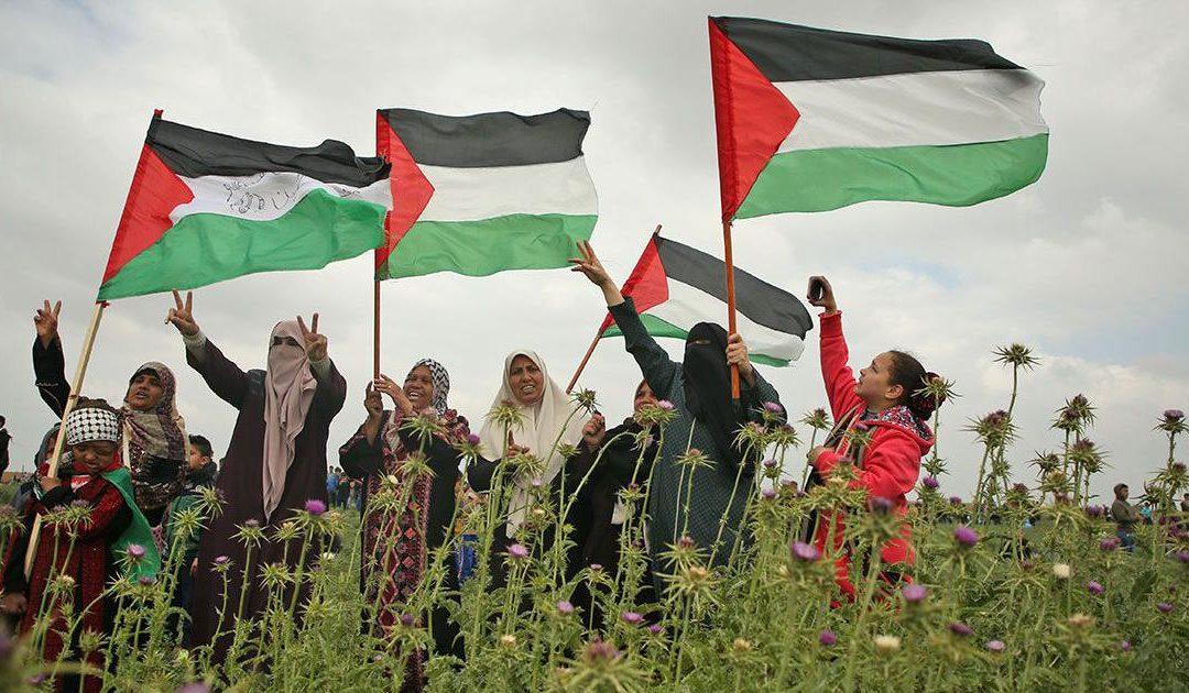 Palestinian Resistance is Justified Defense