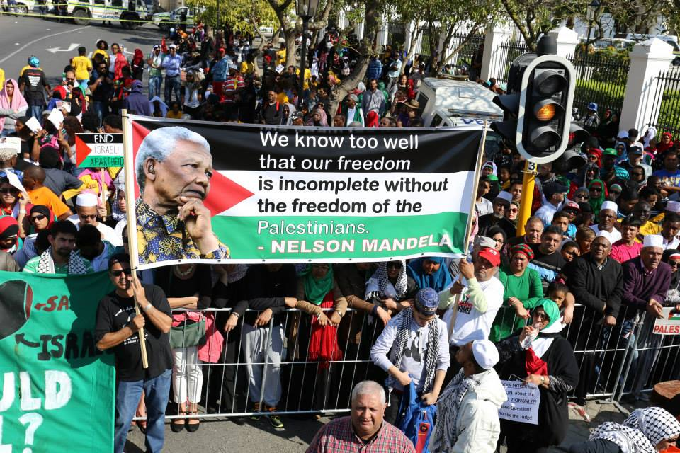 Palestinian Solidarity: Is South Africa in the Driver's Seat?