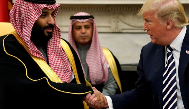 Saudis DO NOT support the Palestinians