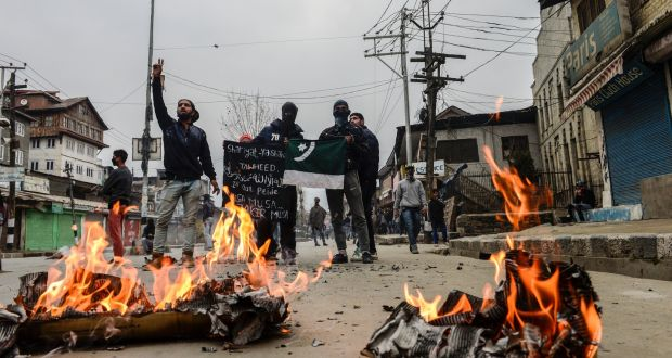 The Occupation of Kashmir
