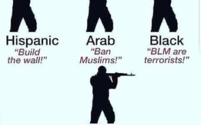 CAN WHITES BE TERRORISTS?