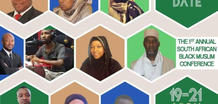 The Coming of Age of the Black Muslims of South Africa: The way Forward