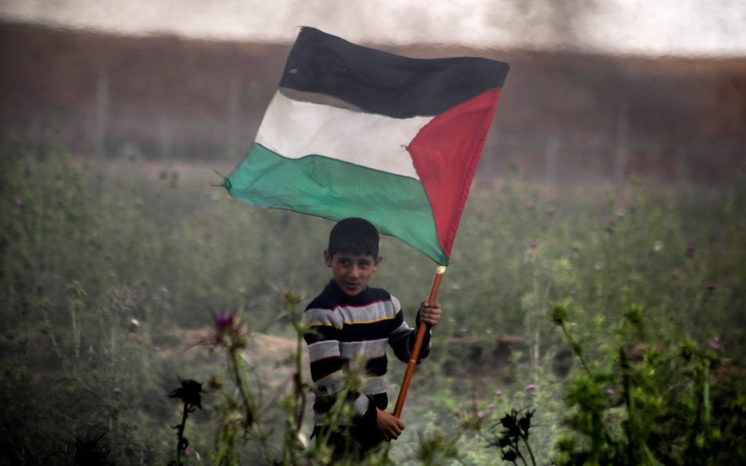 American Abandonment Of Palestine: A Challenge To South Africa